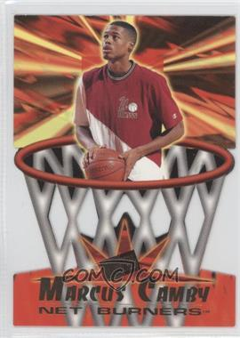 1996 Press Pass Net Burners #NB2 - Marcus Camby