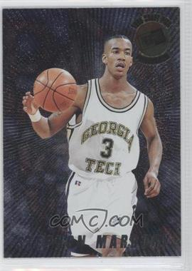 1996 Press Pass Pandemonium #PM9 - Stephon Marbury