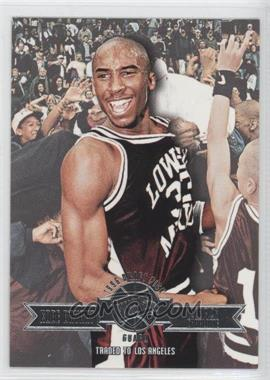1996 Press Pass Swisssh #13 - Kobe Bryant