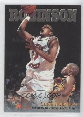 1996 Score Board Basketball Rookies - [Base] #34 - Chris Robinson