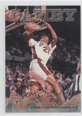 1996 Score Board Basketball Rookies #2 - Marcus Camby