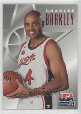 1996 Skybox Texaco USA Basketball - [Base] #1 - Charles Barkley