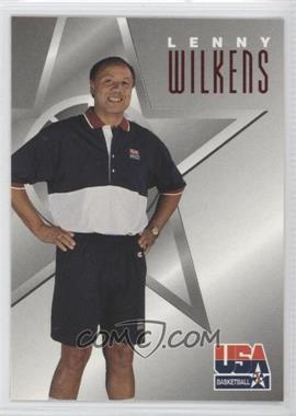 1996 Skybox Texaco USA Basketball - [Base] #13 - Lenny Wilkens