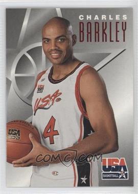 1996 Skybox Texaco USA Basketball #1 - Charles Barkley