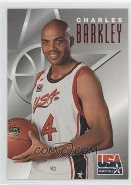 1996 Skybox Texaco USA Basketball #1 - Charles Barkley