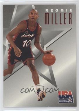 1996 Skybox Texaco USA Basketball #5 - Reggie Miller