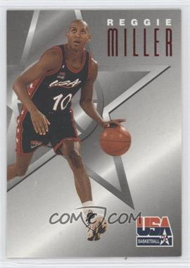 1996 Skybox Texaco USA Basketball #5 - Reggie Miller