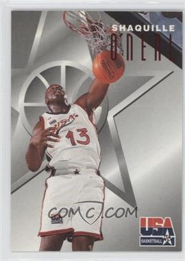 1996 Skybox Texaco USA Basketball #7 - Shaquille O'Neal