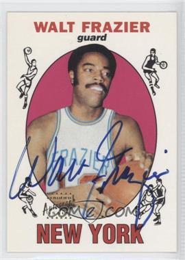 1996 Topps Stars - Reprints - Autographs [Autographed] #17 - Walt Frazier