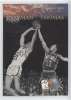 Isiah Thomas, Bill Sharman