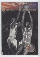 Michael Jordan, Oscar Robertson