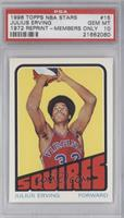 Julius Erving [PSA 10]