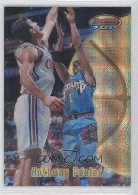 1997-98 Bowman's Best Atomic Refractor #64 - Anthony Peeler