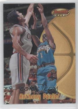 1997-98 Bowman's Best Refractor #64 - Anthony Peeler