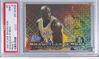 Shaquille O'Neal /250 [PSA 9]