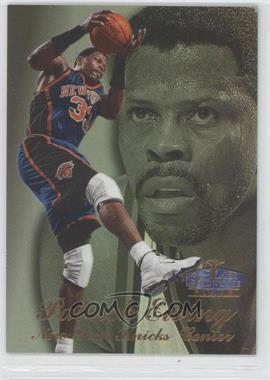 1997-98 Flair Showcase Row 3 #48 - Patrick Ewing