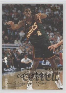 1997-98 Fleer - [Base] #210 - James Cotton