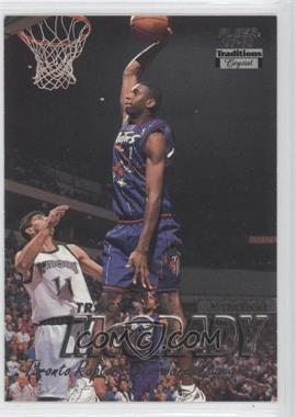 1997-98 Fleer Crystal #226 - Tracy McGrady