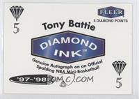 Tony Battie