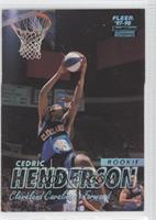 Cedric Henderson
