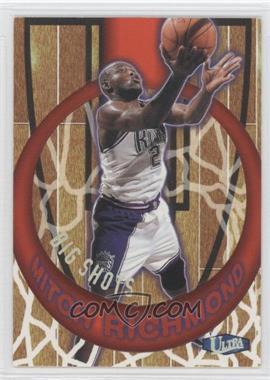 1997-98 Fleer Ultra Big Shots #14 BS - Mitch Richmond