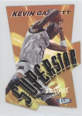 1997-98 Fleer Ultra Ultrabilities Superstar #8 SS - Kevin Garnett