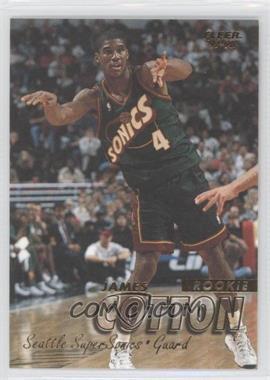 1997-98 Fleer #210 - James Cotton
