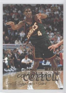 1997-98 Fleer #210 - James Cotton
