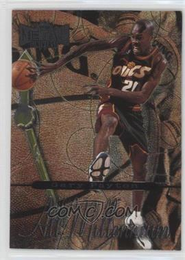 1997-98 Metal Universe Championship Preview All Millennium #19 AM - Gary Payton