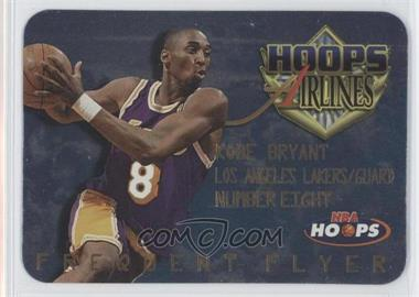 1997-98 NBA Hoops Frequent Flyer #9 - Kobe Bryant