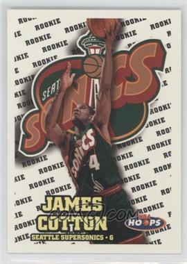 1997-98 NBA Hoops #189 - James Cotton