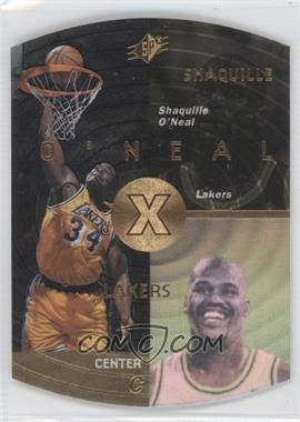 1997-98 SPx Gold #22 - Shaquille O'Neal