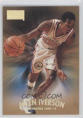 1997-98 Skybox Premium - [Base] - Reebok Bronze #100 - Allen Iverson