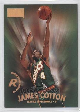 1997-98 Skybox Premium - [Base] #219 - James Cotton