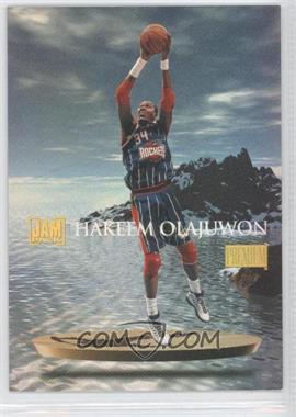 1997-98 Skybox Premium Jam Pack #4 JP - Hakeem Olajuwon