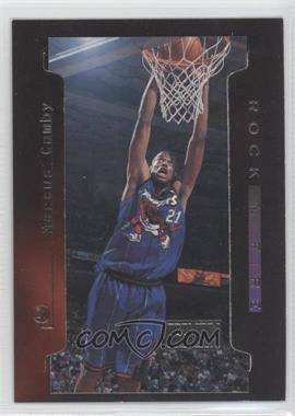 1997-98 Skybox Premium Rock n Fire #5 RF - Marcus Camby