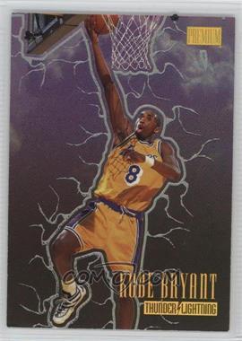 1997-98 Skybox Premium Thunder and Lightning #7TL - Kobe Bryant