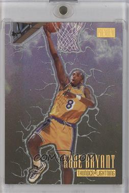 1997-98 Skybox Premium Thunder and Lightning #7TL - Kobe Bryant