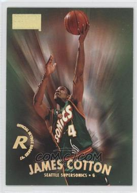 1997-98 Skybox Premium #219 - James Cotton