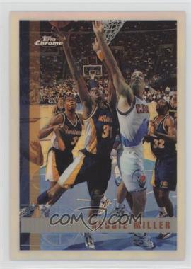 1997-98 Topps Chrome - [Base] - Refractor #24 - Reggie Miller