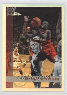 1997-98 Topps Chrome Refractor #129 - Mookie Blaylock