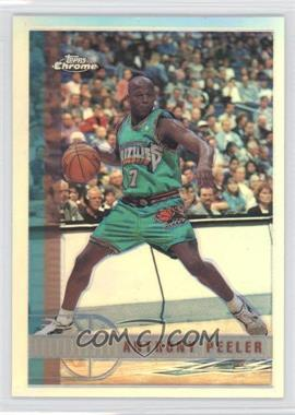 1997-98 Topps Chrome Refractor #78 - Anthony Peeler