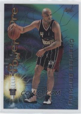 1997-98 Topps Chrome Season's Best #17 - Charles Barkley