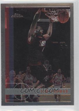 1997-98 Topps Chrome #114 - Tim Thomas