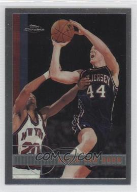 1997-98 Topps Chrome #118 - Keith Van Horn