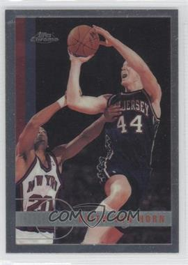 1997-98 Topps Chrome #118 - Keith Van Horn
