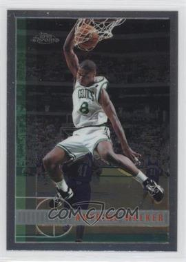 1997-98 Topps Chrome #126 - Antoine Walker