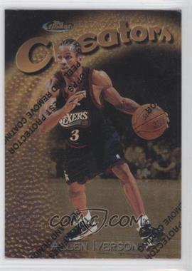 1997-98 Topps Finest - [Base] #320 - Allen Iverson