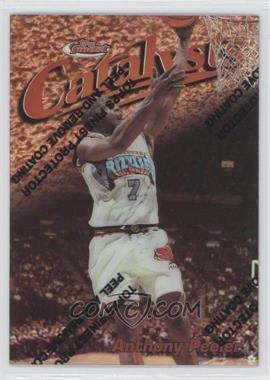 1997-98 Topps Finest Refractor #21 - Anthony Peeler