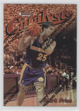 1997-98 Topps Finest Refractor #30 - Mark Price